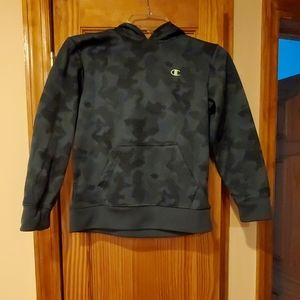 champion boys hoodie size small NWOT